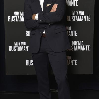 """25SEPTIEMBRE2012 David Bustamante en la presentación de su nueva fragancia """"Muy Mio"""". Foto: Puig."""