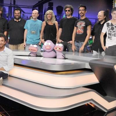 01SEPTIEMBRE2012 Nueva temporada del programa El Hormiguero3.0. Foto: A3.