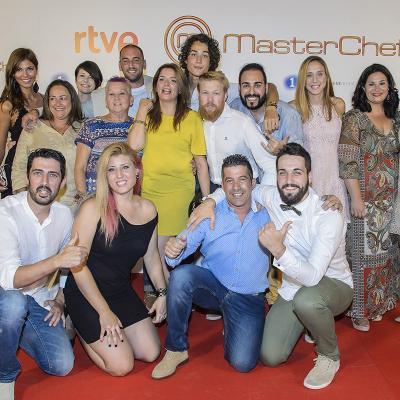 30JUNIO2016 Final MasterChef 4. Foto: RTVE.