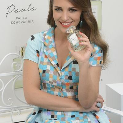 22ABRIL2016 Paula Echevarría presenta su nueva fragancia, Paula L'Eau.