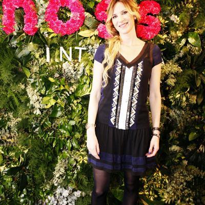 28FEBRERO2013 Inauguración de la nueva s Flaship Store de Hoss Intropia,  en Barcelona. Alejandra Prat. Foto:Flan sinNata.