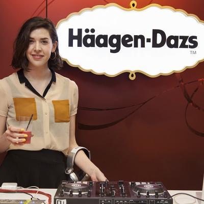 19MAYO2015 Häagen‐Dazs nuevo concepto de tienda en Barcelona.