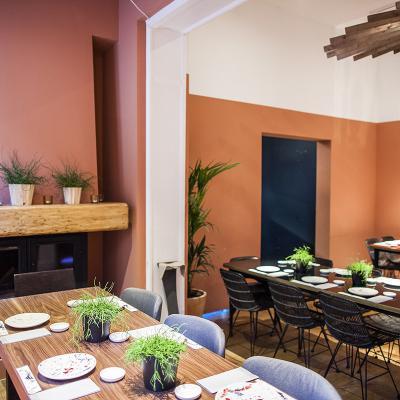 JULIO2017 Grupo Nomo inaugura nuevo restaurante en Sarrià.