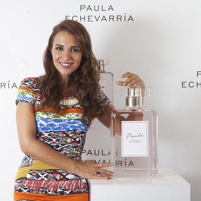 10SEPTIEMBRE2015 Paula Echevarría tiene perfume propio. Foto: Puig.