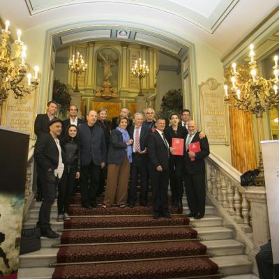 29ABRIL2014 Presentación del Festival Castell de Peralada.