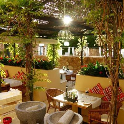 05ABRIL2016 Restaurante  del Hotel Rural Predi Son Jaumell.