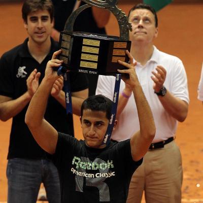 19FEBRERO2012 Victoria de Nicolás Almagro en el torneo de Brasil. Foto: Brasil Open.