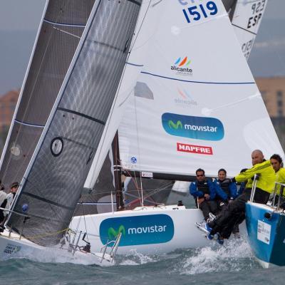 25MAYO2014 Trofeo Conde de Godó-Merchbanc de vela. Foto: María Muiña.