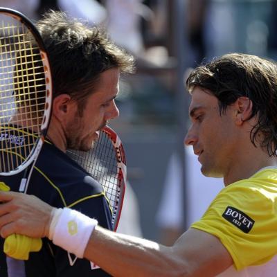 24FEBRERO2013 David Ferrer triunfó en el Torneo de Buenos Aires. Foto: Agencia.