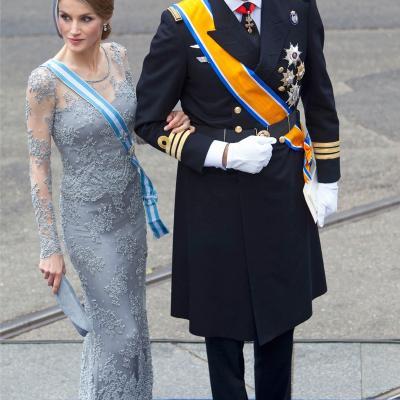 30ABRIL2013 Guillermo y Máxima nuevos reyes de Holanda. Foto: Agencia.