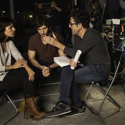 FEBRERO2017 En marcha el rodaje de 'El accidente', nuevo thriller  de Telecinco con Inma Cuesta y Quim Gutiérrez a la cabeza del reparto.