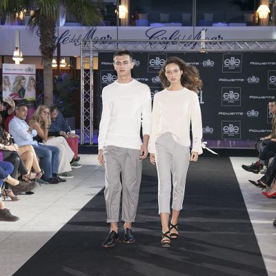 OCTUBRE2017 Elite Model Look con Judit Mascó y Carlos Torretta.