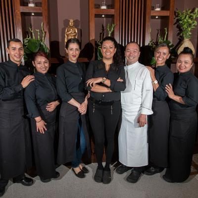 JUNIO2016 Nuevo restaurante 'Matsuri' en el Gótico.