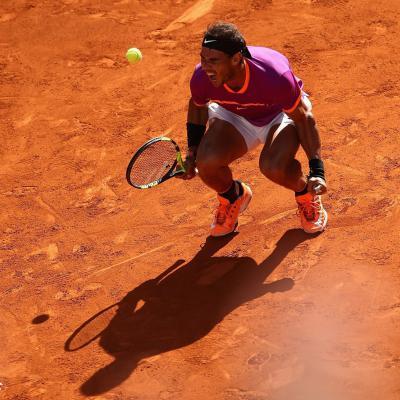 14MAYO2017 Mutua Madrid Open para Rafa Nadal. Foto: Mutua Madrid Open y TenisWeb.