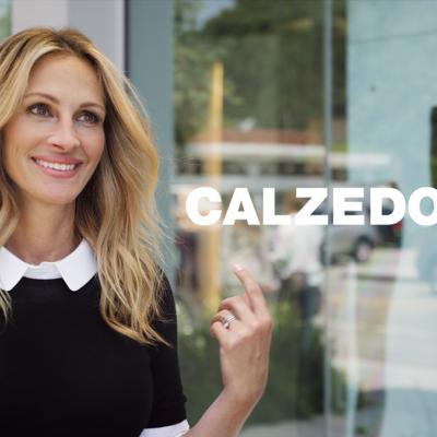 21OCTUBRE2015 Calzedonia con Julia Roberts.