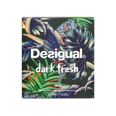 09ABRIL2015 Dark Fresh la nueva fragancia de Desigual para hombre.