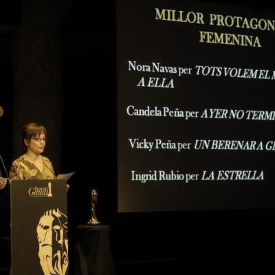 03ENERO2014 Nominaciones a los premios Gaudí de cine. Foto: Paco Amate.