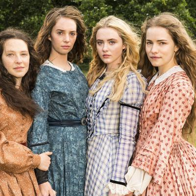 28DICIEMEBRE2017 Telecinco estrena 'Mujercitas', nueva miniserie de la BBC.