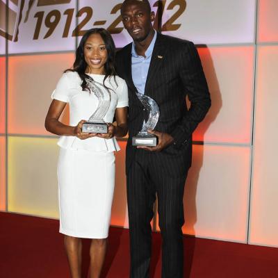 22 al 24NOVIEMBRE2012 Gala anual de la IAAF, en Barcelona. Foto: IAAF.