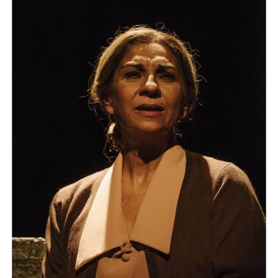 MARZO2015 'La Plaza del Diamante' llega al Teatre Goya de Barcelona con Lolita. Foto: Sergio Parra.