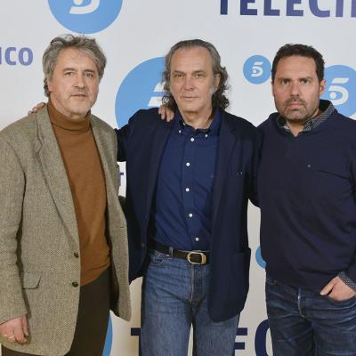 ABRIL2017 'Vivir sin permiso', nueva serie de Telecinco para la próxima temporada. Foto: Mediaset España.