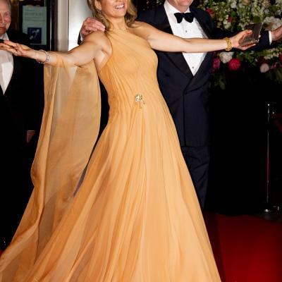 31ENERO2013 Cumpleaños y abdicación de la Reina Beatriz de Holanda. Foto: Agencia.