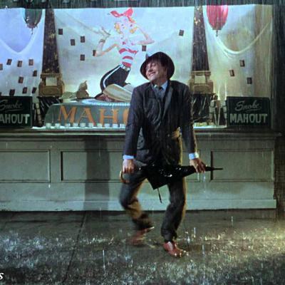 FEBRERO2018 Singin' in the rain con Orquesta en el Teatre Tívoli.