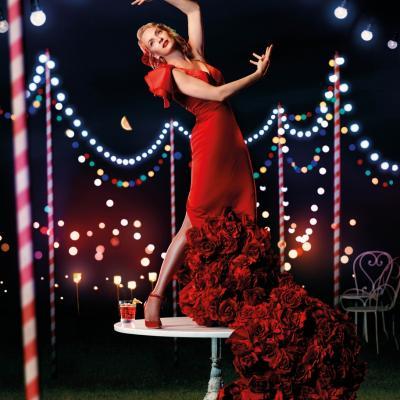 13NOVIEMBRE2013 Campari presenta su espectacular Calendario 2014. Mayo.