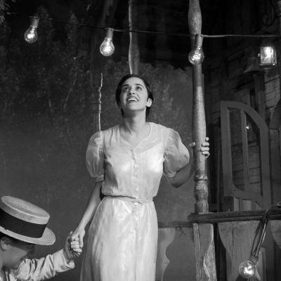 SEPTIEMBRE2012 Fotogramas de la película Blancanieves, que representará a España en los Óscar. Foto: Wandavisión.