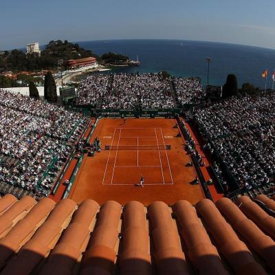 22ABRIL2012 Final del Open de Montecarlo, con triunfo de Nadal sobre Djokovic por 6-3 y 6-1. Foto: Agencia.
