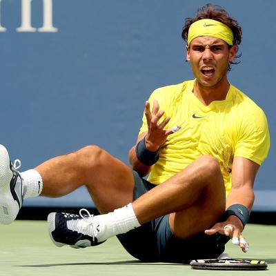 18AGOSTO2013 Rafa Nadal ganador en el Torneo de Cincinnati. Foto: TenisWeb.