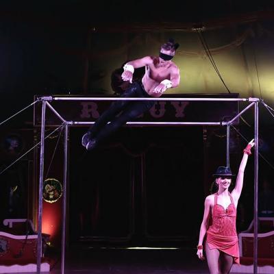 01DICIEMBRE2015 El circo Raluy vuelve en Navidad a Barcelona.