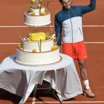 09JUNIO2013 Rafa Nadal logra su octavo Roland Garros consecutivo. Foto: TenisWeb.