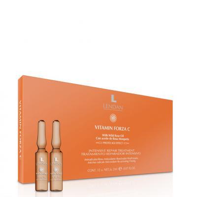 JULIO2016 Vitamin Forza C: un extra de vitamina C para el rostro. Tratamiento intensivo.