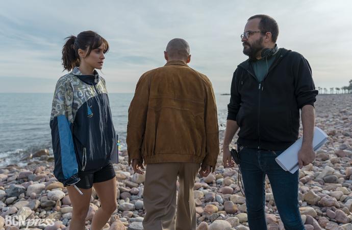 Comienza el rodaje de 'Paraíso', nueva serie original de Movistar+