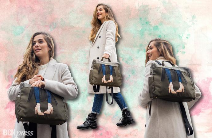'Mis Zapatos Bags' os presenta la mochila que hará soñar a cualquier mujer