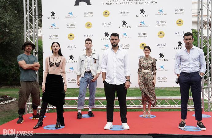 Mario Casas estrena el thriller 'No Matarás' en el Festival de Sitges