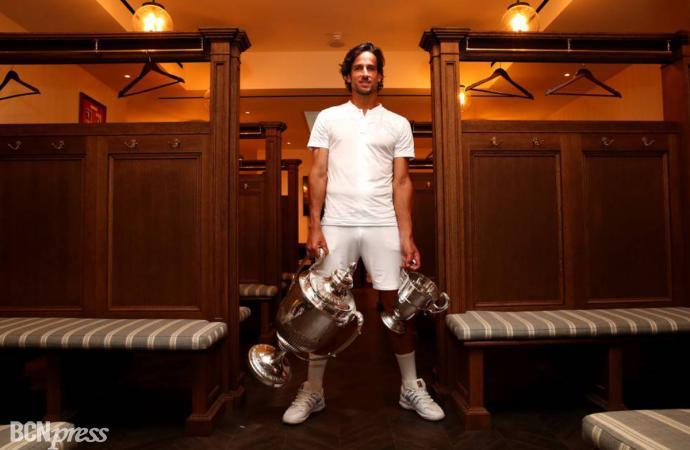 Feliciano López se adjudica por segunda vez el torneo de Queen's