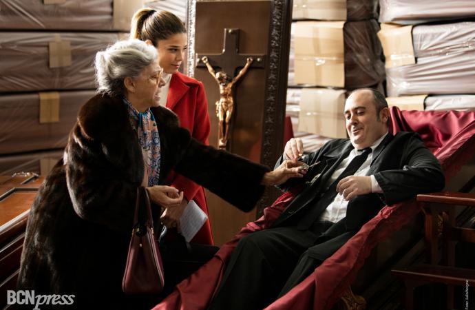 La película 'El Inconveniente' se estrena el 3 de abril