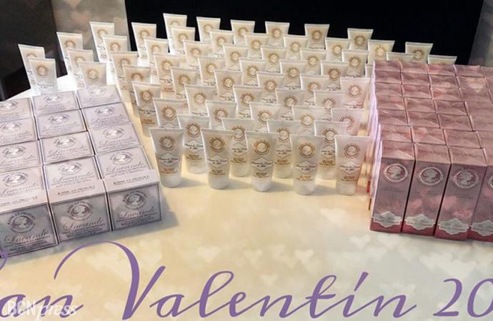 Jeanne en Provence para San Valentín