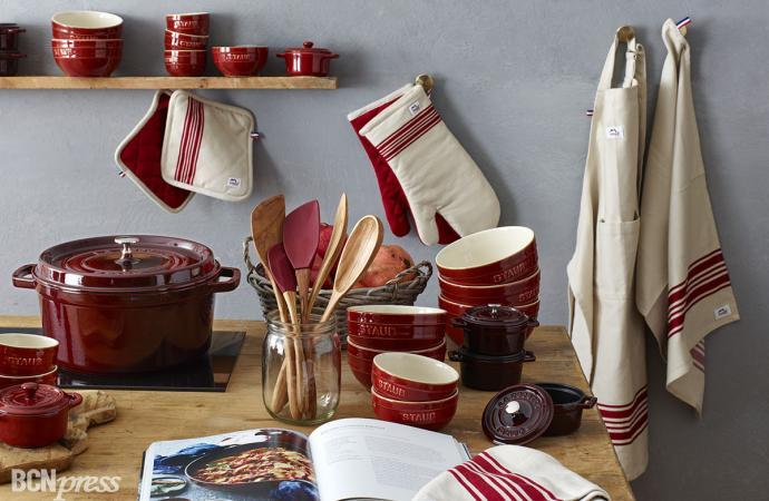 Los básicos textiles Staub