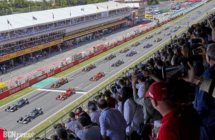 Nueva fecha para el Gran Premi d'Espanya de Fórmula 1