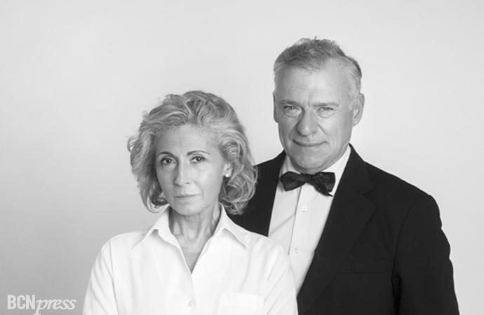 'LENI' a la Sala Muntaner con Montse Guallar y Sergi Mateu