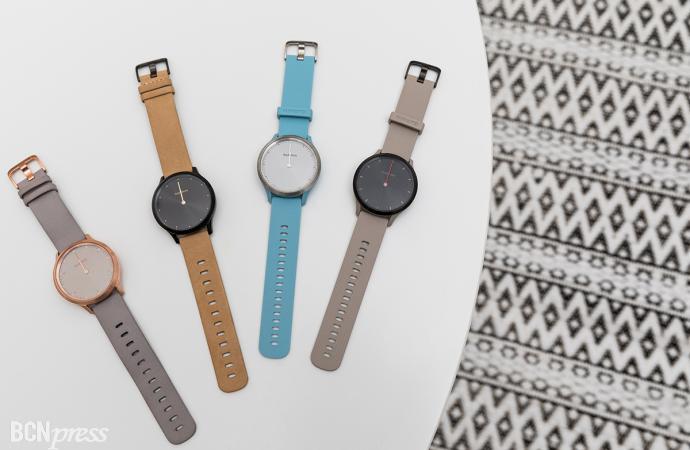 Garmin pone estilo, tecnología y sofisticación en este otoño con los nuevos modelos premium y sport del vívomove HR
