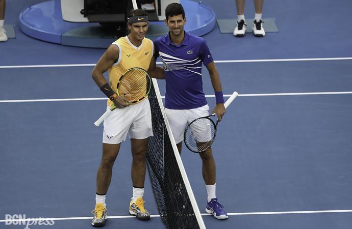 Nadal finalista en el Australian Open