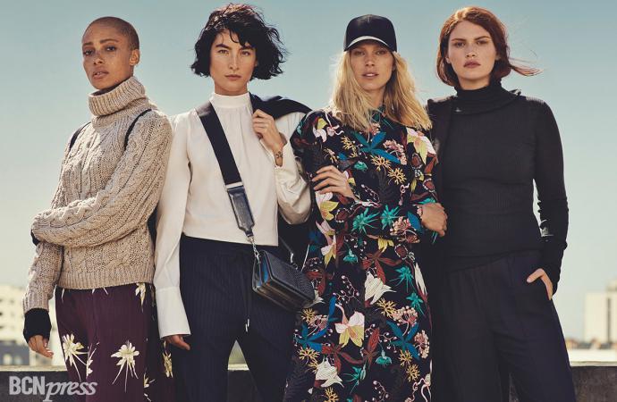 Nueva campaña de otoño de H&M