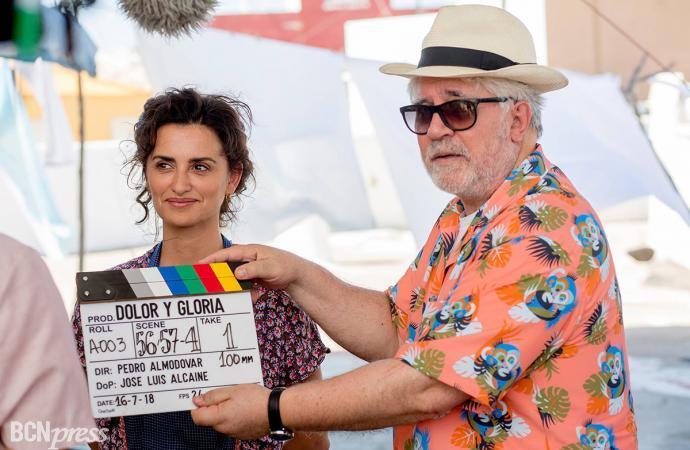 Sony Pictures Enternainment Iberia distribuirá la nueva película de Pedro Almodóvar 'Dolor y Gloria'