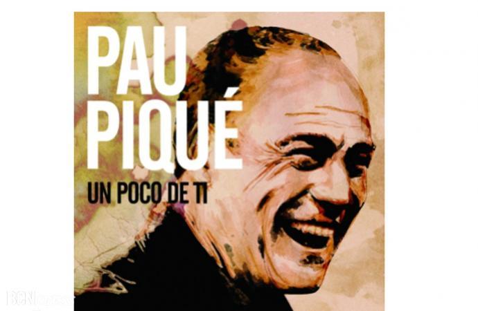 "Primer single de Pau Piqué ""Un poco de ti"""