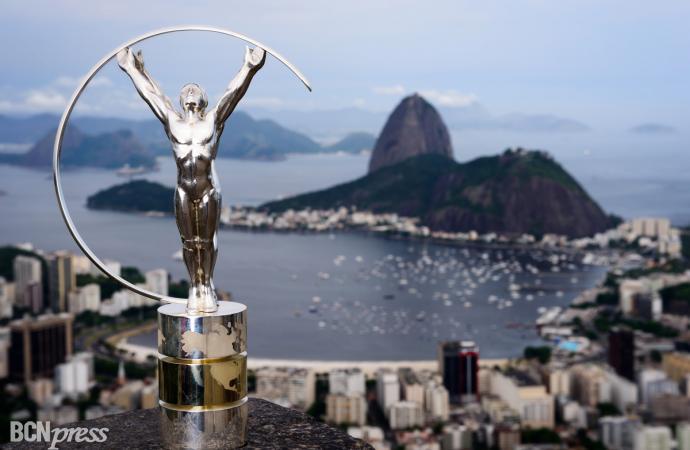 Premios Laureus en Brasil