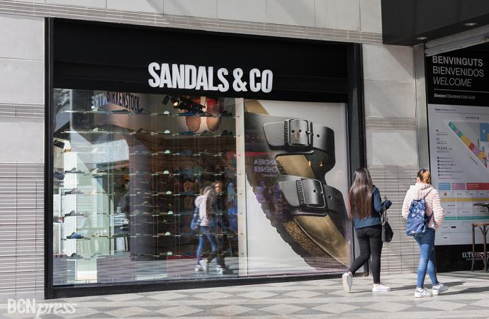 La Pop Up Stores de Sandals&CO vuelve al El Triangle